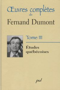 Tome-Fernand Dumont